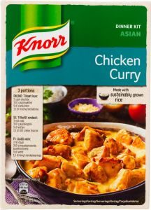 Knorr Chicken Curry