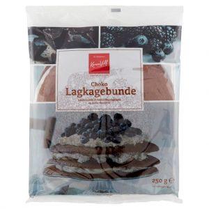 Karen Volf Lagkagebunde Chocolate