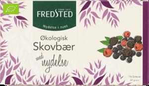 Fredsted Organic Forest Fruit Tea