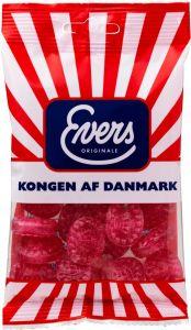 Evers Kongen af Danmark