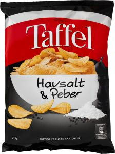 Taffel Sea Salt & Pepper