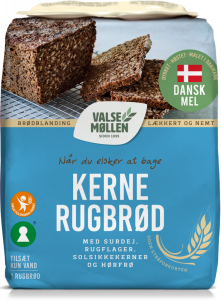 Valsemøllen Kernel Rye Bread Mix