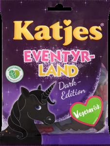 Katjes Eventyrland Dark Edition