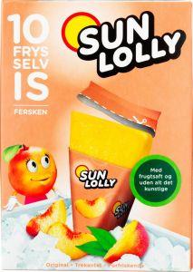 Sun Lolly Peach