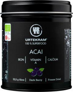 Urtekram Organic Acai