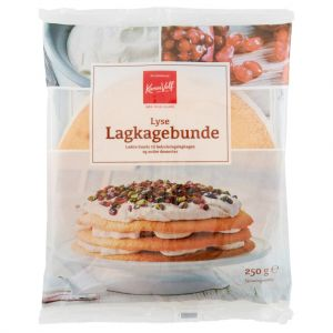 Karen Volf Lagkagebunde