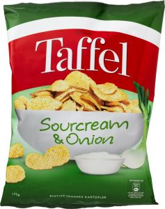 Taffel Sour Cream & Onion