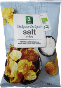 Änglamark Salt Chips
