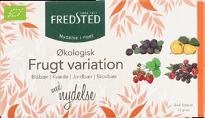 Fredsted Organic Fruit Variation Tea