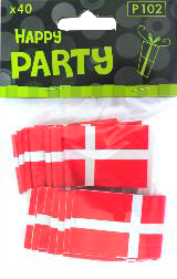 Danish Flags Small
