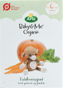 Arla Baby & Me Porridge From 6 Months