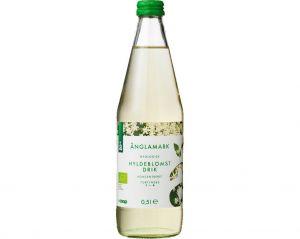 Änglamark Organic Elderflower Syrup