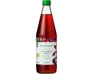 Änglamark Organic Cranberry Syrup