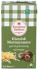 Arla Karolines Køkken Mornaysauce