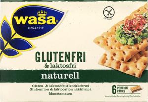 Wasa Gluten-Free & Lactose-Free