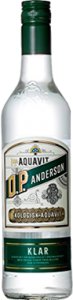 O.P. Anderson Clear Aquavit