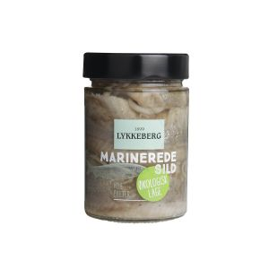 Lykkeberg Marinated Herring Organic