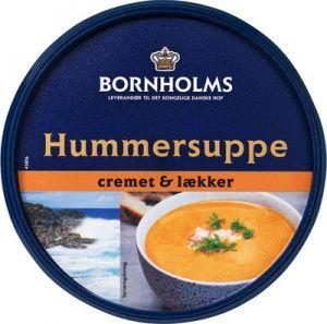 Bornholms Lobster Soup