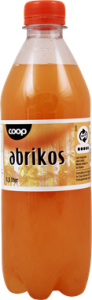 Coop Apricot Soda Drink