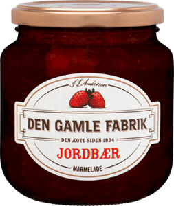 Den Gamle Fabrik Strawberry 0,6 kg