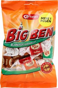Carletti Big Ben Mixed Caramels