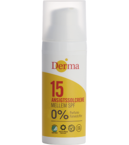 Derma Face Sun Lotion SPF15