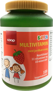 Coop Children Multivitamin