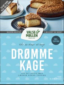 Valsemøllen Sponge Cake Mix