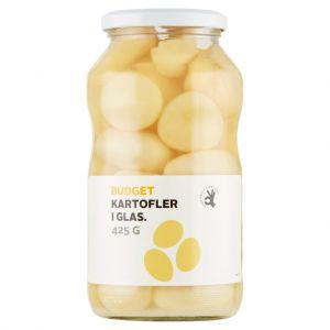 Budget Potatoes