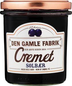 Den Gamle Fabrik Cremet Black Currant