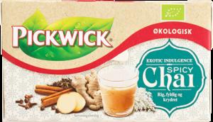 Pickwick Organic Spicy Chai
