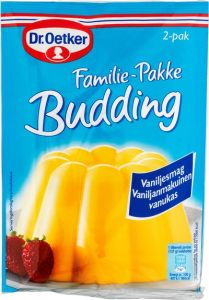 Dr. Oetker Budding 2-Pack