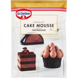 Dr. Oetker Chokolade Kagemousse