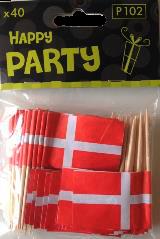 Danske Tandstik Flag
