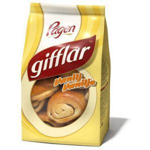 Pågen Gifflar Vanilla