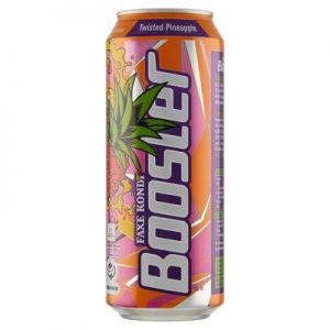 Faxe Kondi Booster Twisted Pineapple
