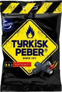 Fazer Turkish Pepper Soft & Salty