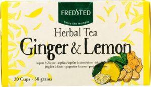 Fredsted Ginger & Lemon