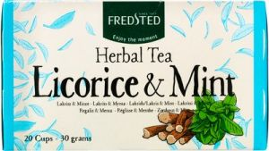 Fredsted Licorice & Mint