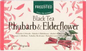 Fredsted Rhubarb & Elderflower