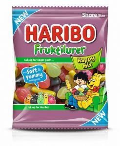 Haribo Fruktilurer Happy Mix
