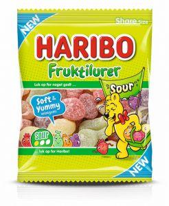 Haribo Fruktilurer Sour