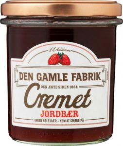 Den Gamle Fabrik Cremet Strawberry