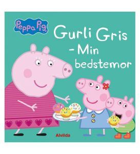 Peppa Pig, Gurli Gris my grandmother