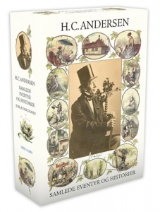 H.C. Andersen collected adventures and stories