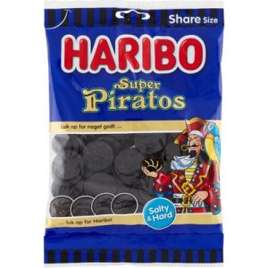 Haribo Super Piratos 0,34 kg