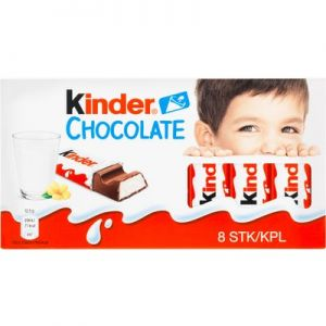 Kinder Chocolate 8 stk
