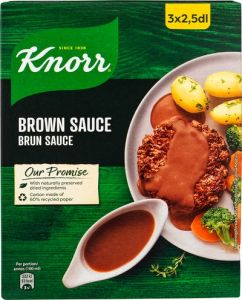 Knorr Brown Sauce