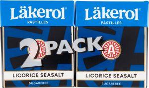 Läkerol Liquorice & Sea Salt