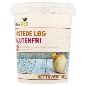 Levevis Glutenfri Ristede Løg